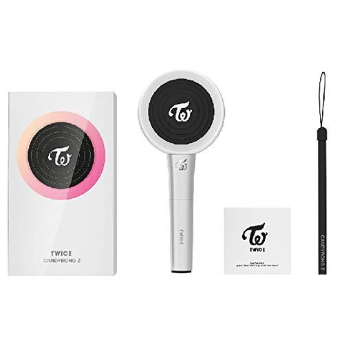 JYP Entertainment Twice Official Light Stick/Candy Bong Z + Celebrate Stamp Sticker