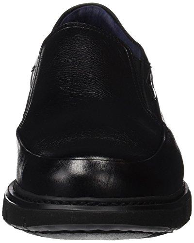 Cordones ES Hombre 9506 Spain Negro Fluchos Black Zapatos Retail Sin YqHSwS