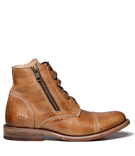 Bed|Stu Women's Bonnie Leather Boot (8 B(M) US, Tan Rustic)
