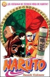 Naruto : ¡¡El catálogo de técnicas ninja de Naruto ...