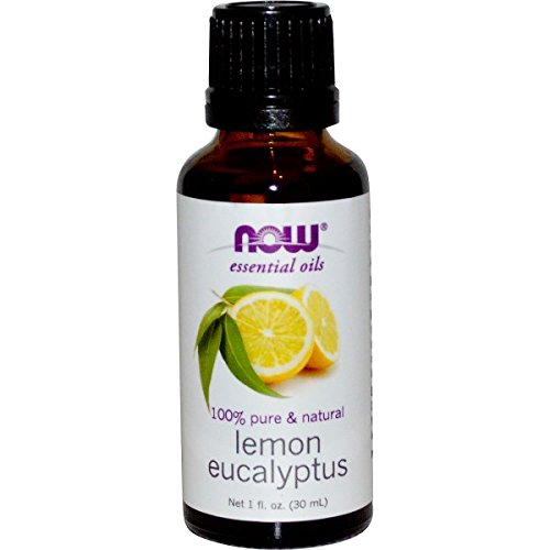 NOW Foods 733739077295 Lemon Eucalyptus Oil