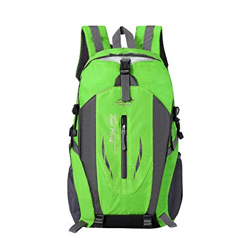 Traveler Case Womens - DDKK backpacks Unisex Waterproof Hiking Backpack-Outdoor Sport Daypack with Rain Cover for Climbing Mountaineering Camping Fishing Travel Cycling Skiing
