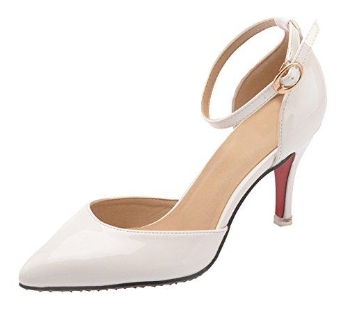 CAMSSOO Eleganti donna CAMSSOO Bianco Eleganti PPr7wqRB