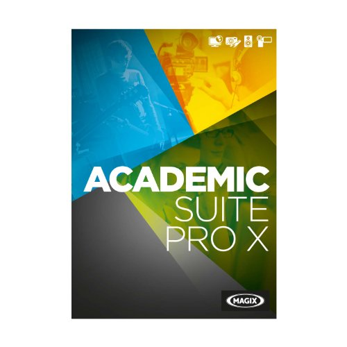 MAGIX Academic Suite Pro X [Download] by MAGIX