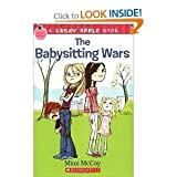 img - for The Babysitting Wars book / textbook / text book