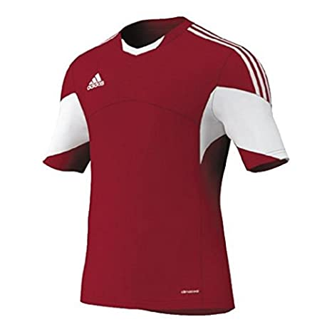 06153903f95 Amazon.com: adidas Tiro 13 Soccer Jersey Short Sleeve Shirt - Mens ...