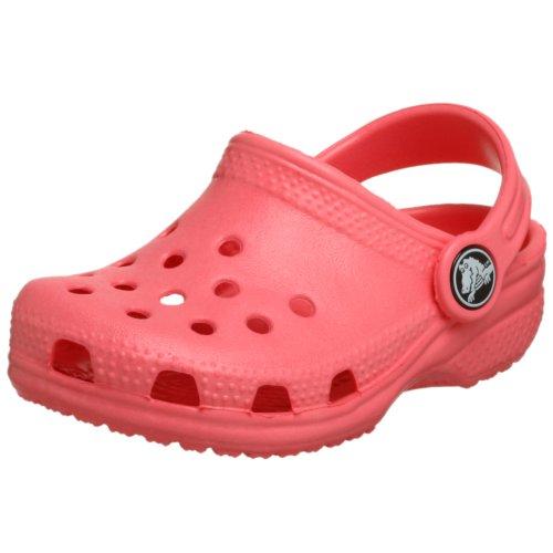crocs Kid's Classic Clog 10006,Pink,M2W4 Little Kid