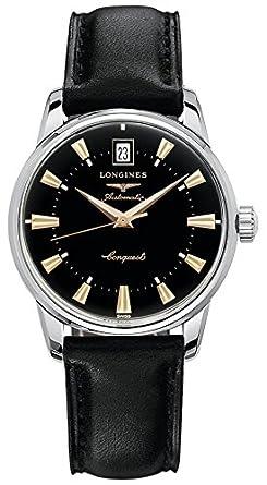 cheap for discount b2b7b c2138 Amazon   [ロンジン]LONGINES 腕時計 コンクエスト ヘリテージ ...