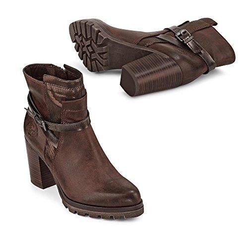 Marco Tozzi 25402, Zapatillas De Estar por Casa para Mujer marrón