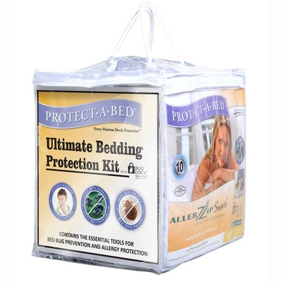 Ultimate/Bed Bug Protection Kit Size: Twin by Protect-A-Bed