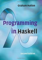 Programming in Haskell, 2nd Edition Front Cover