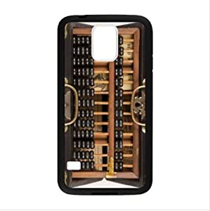 Best Seller Case - Classical Chinese Abacus Design Samsung Galaxy S5 TPU (Laser Technology) Case, Cell Phone Cover