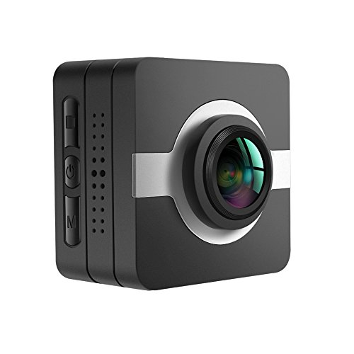 matecam mini action camera 4k wifi 1080p 160 wide angle. Black Bedroom Furniture Sets. Home Design Ideas