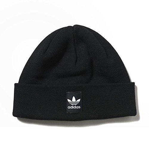 Adidas Logo Herren Mütze Schwarz