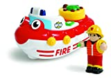 WOW Fireboat Felix - Bath Toys (2 Piece Set)