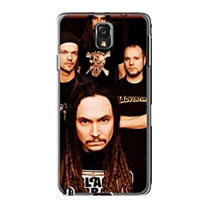 Bumper Cell-phone Hard Cover For Samsung Galaxy Note3 (hsO8425bXse) Unique Design High Resolution Amorphis Band Pictures