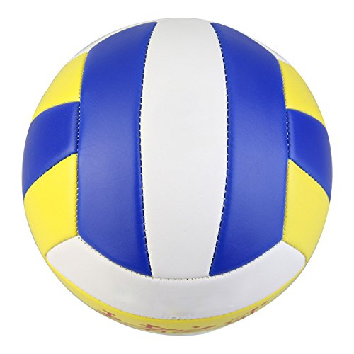 Tianu Volleyball Soft-Touch-Ball Gr. 5 thickened Kunstleder-Training, Volleyball, Strand, Indoor, Gym