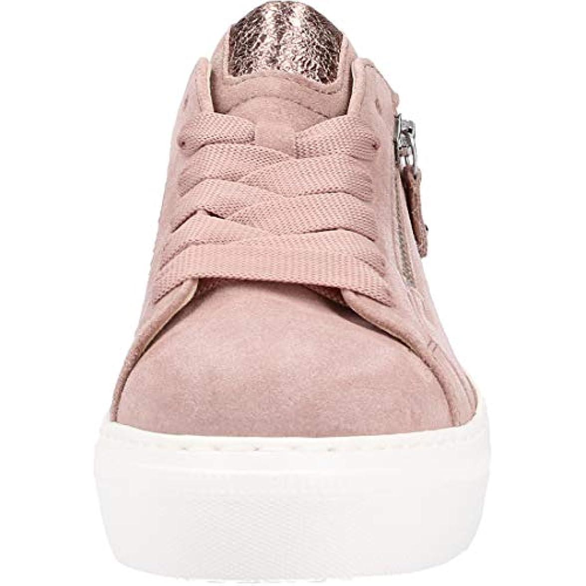 Ginnastica Basse Multicolore Donna Eu 38 rose Scarpe 14 rouge Gabor Shoes engl Da Jollys