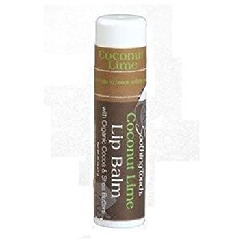Soothing Touch - Vegan Lip Balm Lavender Coconut - 0.25 oz. (pack of 1) Deep Wrinkle Serum By Serovital - 0.9 Fluid Ounces