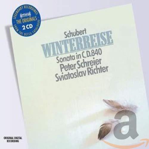 Schubert: Bombing free shipping Popular standard Winterreise Pno D840 Sonata