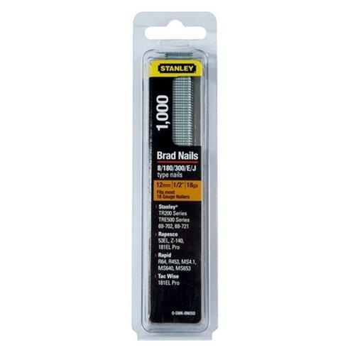 Stanley 0-SWKBN100 - Clavador (tamañ o: 25mm, pack de 1000) Stanley Black and Decker