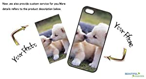 Unique Cute Puppy--Customize The Phone Case As You Like Durable PC Case Cover For iPhone 4/4s