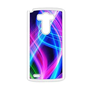 Aesthetic colorful lighting fashion phone case for LG G3