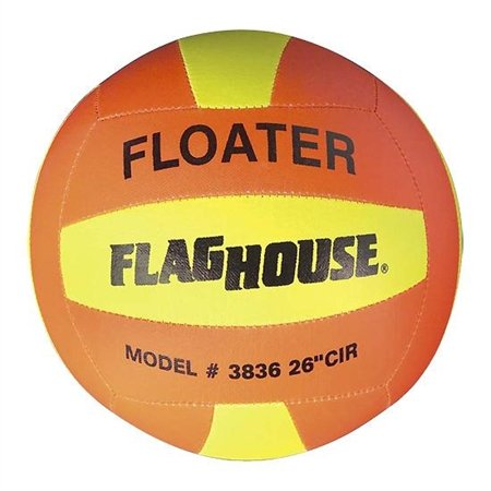 Volleyball Trainers Flaghouse Superlight Floater Volleyball - 26 by FlagHouse
