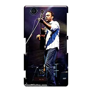 Casesbest88 Sony Xperia Z3 Mini Great Cell-phone Hard Cover Customized Vivid Dave Matthews Band Skin [Osa1843mPaM]