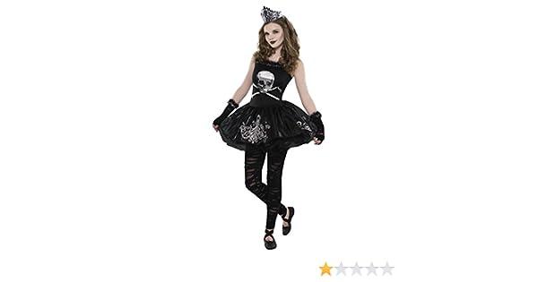 Bailarina de disfraces de Halloween del adolescente oscuridad - de 14 a 15 años: Amazon.es: Juguetes y juegos
