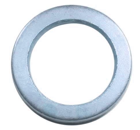 galvanizadas 100/unidades SBS fitsche anillos para levantar puertas de di/ámetro 12,2/mm//17,8/mm