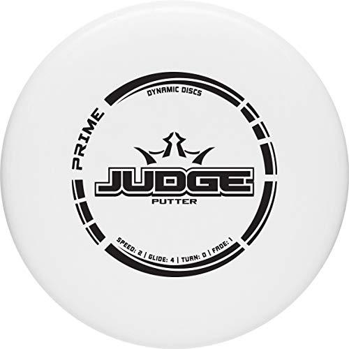 Dynamic Discs Prime Judge Disc Golf Putter | White |