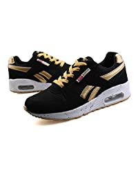 Women's Casual Mesh Lace Up Running Shoes Outdoor Sports Sneakers