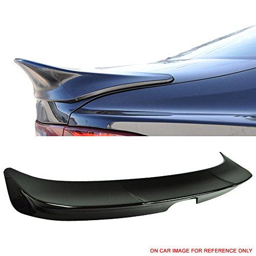 - Pre-painted Trunk Spoiler Fits 2014-2016 Lexus IS200t IS350 IS250 | Obsidian #212 ABS Rear Wing Lid by IKON MOTORSPORTS | 2015