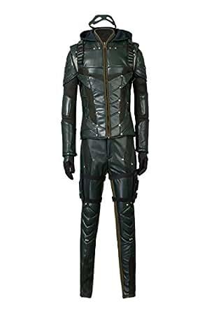 CosFantasy Season 5 Oliver Queen Cosplay Arrow Costume mp003491 (S)