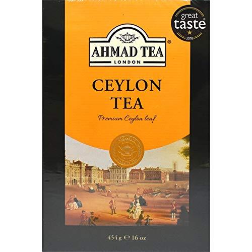 Ahmad Tea of London : Ceylon Tea (loose tea) 500ge/17.6 oz.