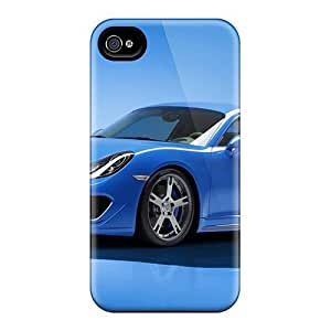 Durable Protector Cases Covers With 2014 Porsche Cayman Moncenisio By Studiotorino Hot Design For Iphone 4/4s