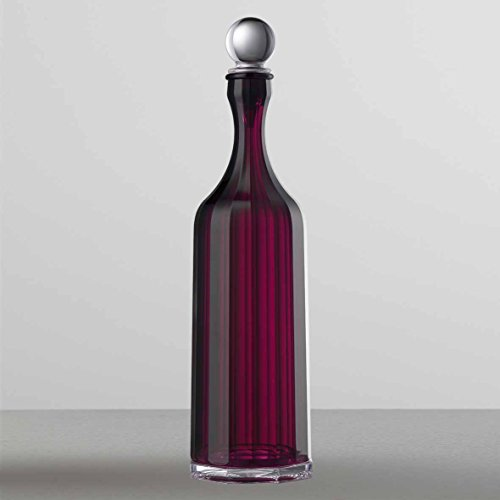 (Mario Luca Giusti Bona Water Bottle Ruby)