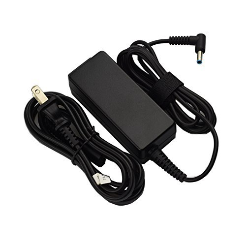 45W Ac Charger For Hp Flagship 15 6  15 Ay191ms Hd Touchscreen Signature Edition Laptop Power Supply Adapter Cord