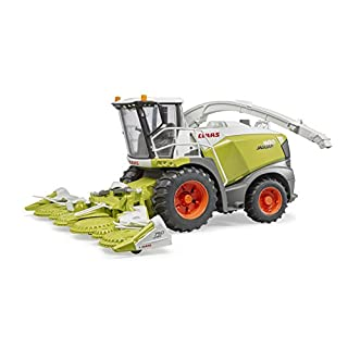 Bruder 02134 CLAAS Jaguar 980 Field Chopper