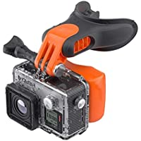 Surfing Skating Diving Bite Mouthpiece Holder Mouth Mount for GoPro Hero 8 7 6 5 4 3+ (2018) MAX