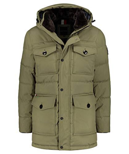 Tommy Hilfiger Removable Hooded Parka Jacket Homme
