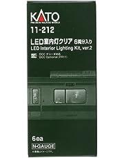 N Passenger Car Light Kit, White LED (6) (japan import)
