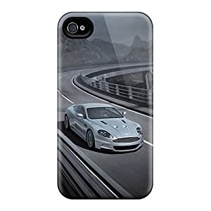 High Quality Aston Martin Dbs Case For Iphone 4/4s / Perfect Case by mcsharks