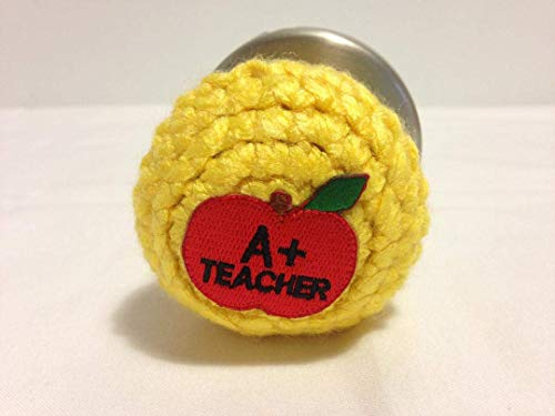 Doorknob Cover Teacher schools toddlers safety security keys locks handmade crochet