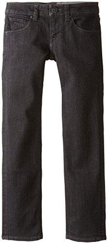 Volcom Black Zip Jean - 5