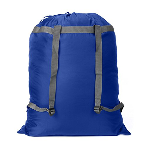 CALACH Large fold Laundry Bag Backpack 6db9174e5bf77