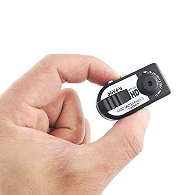 Toughsty™ Mini DV Camcorder Hidden Camera Video Recorder Security DVR with Audio Function