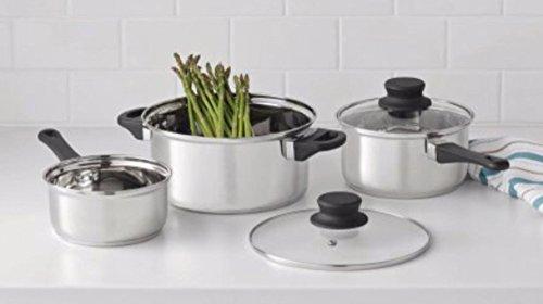 Cookware Set 5 Pieces