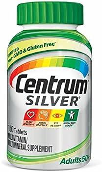 150-Count Centrum Multivitamin & Multimineral Supplement Adult's Tablet